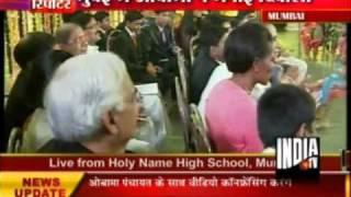 Obamas Dance To Marathi Folk Tune
