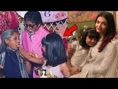 Xxx Mp4 Amitabh Bachchan Celebrates Aaradhya Bachchan 7th Birthday With Aishwarya Rai 3gp Sex