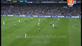 هدف شنايدر الأول مع ريال مدريد ضد اتلتيكو بلباو