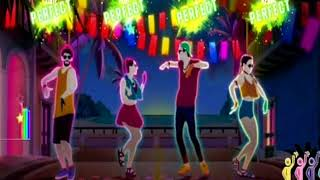 JUST DANCE 2018 Despacito By Luis Fonsi & Daddy Yankee 5 STARS (Wii)