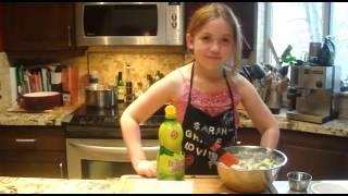 Sarah-Grace Loving Food - Special Pasta