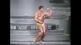 الشحات مبروك فى بطوله العالم 1984