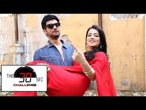 Shakti and Radhika Take The 30 Sec Challenge