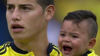 James Rodríguez vs Bolivia Home HD 1080i [23/03/2017] - English Commentary