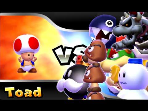 Mario Party Island Tour All Boss Battles