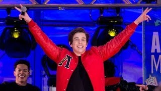 Austin Mahone 'Mmm Yeah' (LIVE on Good Morning America) 2014