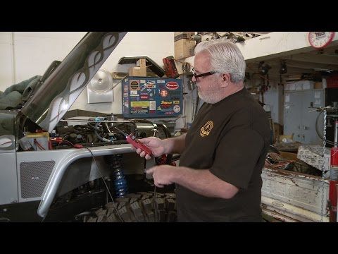 Xxx Mp4 Electrical Tech Tips With Lucky Roadkill Extra 3gp Sex