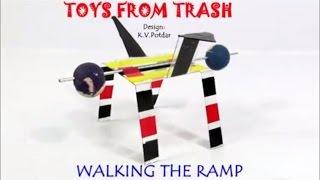 Walking the Ramp | Telugu | Walking Toy