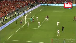 Al Ahly vs AlZamalek 3/2 في السوبر المصري 15\10\2015 HD الأهداف - تعليق مدحت شلبي