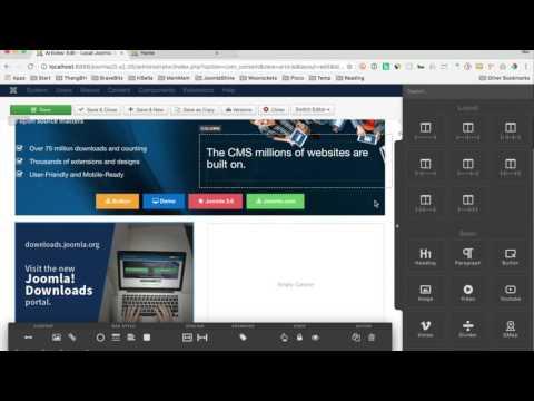 Jsn Pagebuilder V2 Introduction
