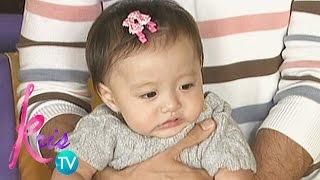 Kris TV: Amara can already say 'Mama'