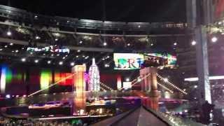 CM Punk Wrestlemania 29 Entrance- Living Colour: Cult of Personality (Live)