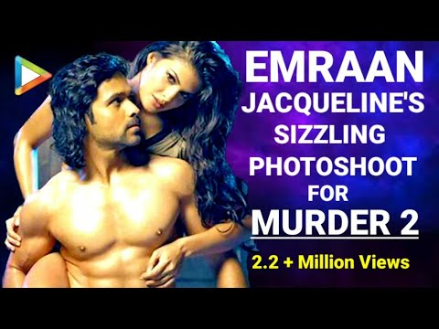 Xxx Mp4 Poster Photoshoot For Murder 2 Emraan Hashmi Jacqueline S 3gp Sex