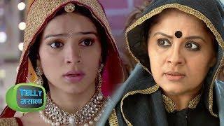 Sukirti Kandpal aka Simran Afraid Of Lohari Devi - ON LOCATION Kaisa Yeh Ishq Hai