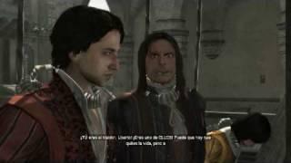 Assassins Creed II - Muerte Padre y hermanos de Ezio en Florencia