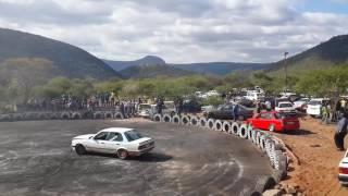 AMG spinning at Villarikhs spin city