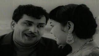 Kula Gothralu Movie Songs - Chilipi Kanula Thiyyani Chelikadaa Song - ANR, Krishna Kumari, Krishna