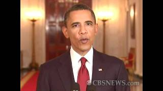 President Obama: U.S. has killed Osama bin Laden