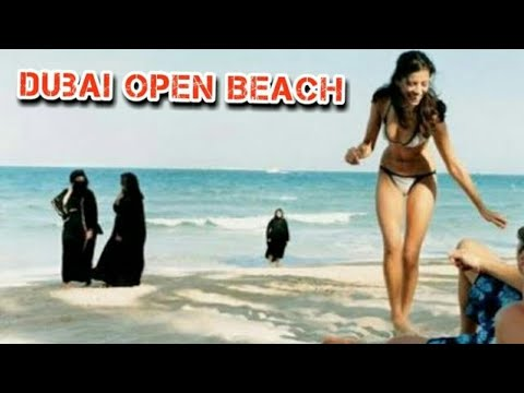 Dubai open Beach Jumeirah beach