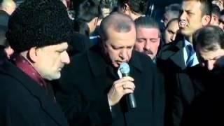 President Erdoğan recites verses from Holy Quran during Yeni Akit Editor-in-Chief Karakaya's funeral