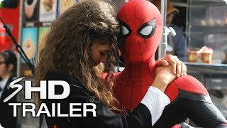 """SPIDER-MAN: Far From Home Tribute Trailer (2019) """"Don"""
