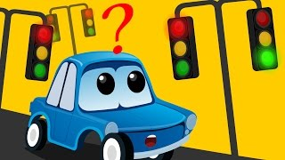 Zeek & Friends | Signal EveryWhere | Car Song Rhymes For Childrens | Cartoon about cars for kids