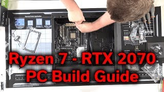 $1,000 Gaming PC - Build Video - Step-By-Step Guide