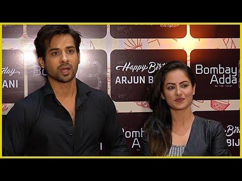 Xxx Mp4 Pooja Banerjee Spotted With Fiancee Kunal Verma At Arjun Bijlani S Birthday Bash 3gp Sex