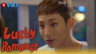 Lucky Romance - EP 2 | Lee Soo Hyuk Asking Hwang Jung Eum out for Dinner