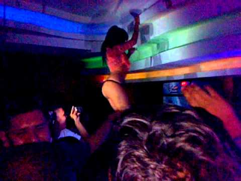 Streepers Agata Loft 180 inauguracion Puerto Ordaz Vulcano Club 1