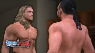 WWE Smackdown vs Raw (2005) Season Mode Ep 1   HEATED RIVALRY