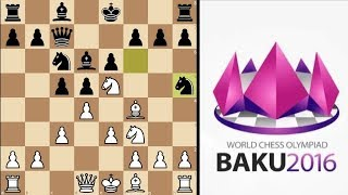 A trap in the London System and a cool checkmate