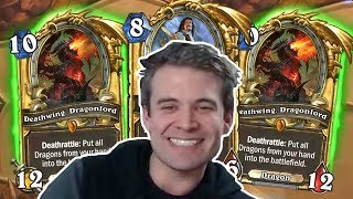 (Hearthstone) Meme Monsters VS Quest Mage: FIGHT!