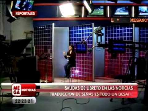 Compilado chascarros periodistas Meganoticias y extranjeros 13 10 2011