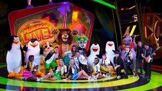 Madagascar Show - Beto Carrero World
