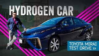 "Driving A Hydrogen Car: Is This Really ""The Future?"""