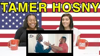 Americans React to Tamer Hosny