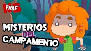 MISTERIOS DEL CAMPAMENTO #24| SERIE ANIMADA | #FNAFHS