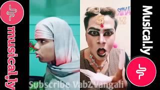 Most Funny #musical.ly 2018 | Bangla Musically | VabZ Vangali