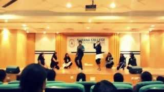 Suranites Dance..M.Sc