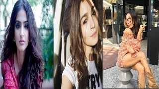 Sonam Feels Alia's Best Actress Award FIXED | Drunk Malaika Creates A Scene & More