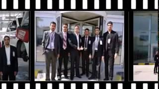 سفرة الى شركة تويوتا 2012