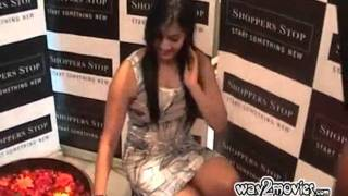Varalaxmi Sarathkumar At Shoppers Stop