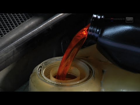 How to Fix a Radiator Coolant Leak