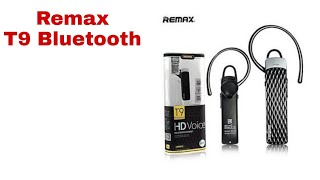 How to Change Language of Remax T9  Bluetooth headset