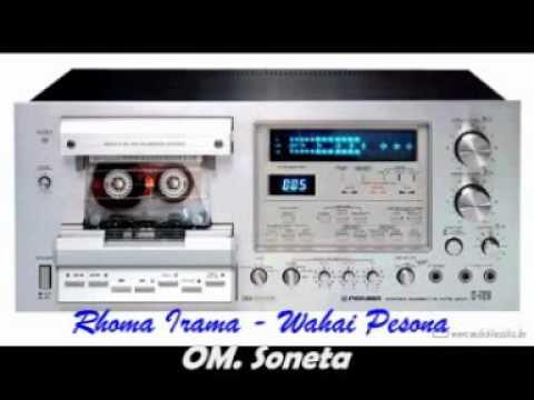 [ OM SONETA ]  Rhoma Irama Feat Lata Mangeskar -  Wahai Pesona mp3