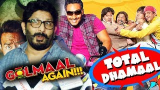 After Golmaal Again, Ajay Devgn And Arshad Warsi Next Film TOTAL DHAMAAL