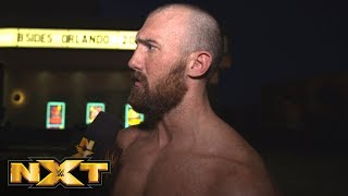 """Oney Lorcan calls Undisputed ERA """"a bunch of scumbags"""": NXT Exclusive, April 25, 2018"""