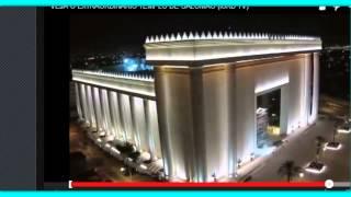 Massive 'Solomon's Temple' In Brazil Is Set to Open July 31st 2014!