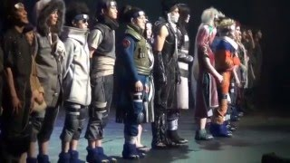 Naruto LIVE Spectacle - World Tour